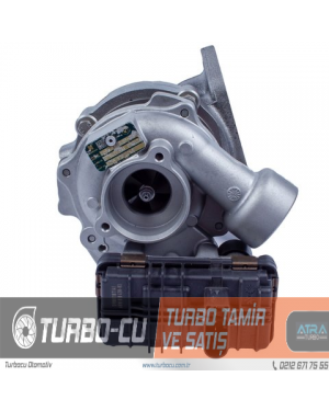BMW X5 sDrive 25d Turbosu,(F15-F85), 54359980028 Turbo, 54359700043