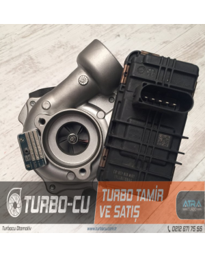 BMW X5 25xdrive Turbosu, 54359880045 Turbo, 11657823255