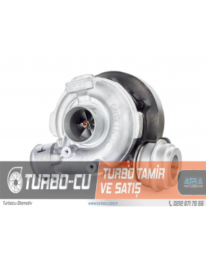BMW X5 3.0 d Turbosu, (E53), 11652249950 Turbo, 704361-5006S