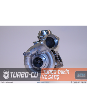BMW X5 3.0 d Turbosu, (E53), 11657791046 Turbo, 753392-5019S