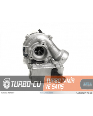 BMW X5 40 dx Turbosu, (E70), 54409700006 Turbo, 54409880001