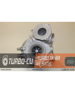 Bmw X5 xDrive 25d Turbosu, (E84), 11654730580 Turbo, 54359880043